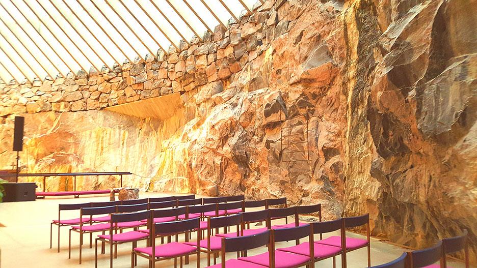 Helsinki Rock Church